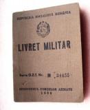 Livret   militar MFA