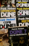 FRANK HERBERT  SERIA DUNE PLUS  CARTEA BRUNDURILOR  VOL 7