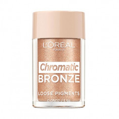 Pigment Machiaj L Oreal Paris Chromatic Bronze Loose Pigments 01 As If 1.5 g