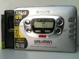 Sony Walkman radio casetofon recorder cu inregistrare reportofon Adaptor extern