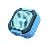 Cumpara ieftin Boxa portabila AKAI B7, 3 W, Bluetooth, 80 dB, 20000 Hz, Jack 3.5 mm, Micro USB, Acumulator 800 mAh, Albastru