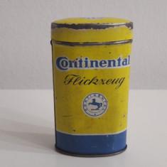 cutie veche de tabla CONTINENTAL