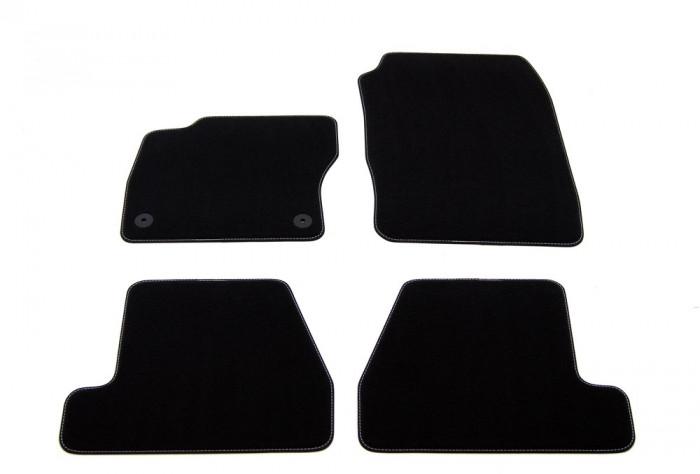 Covorase mocheta/velur Premium Ford Focus III (2011-2018)