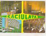 bnk cp Caciulata - Complexul sanatorial Caciulata al UGSR - Vedere - circulata