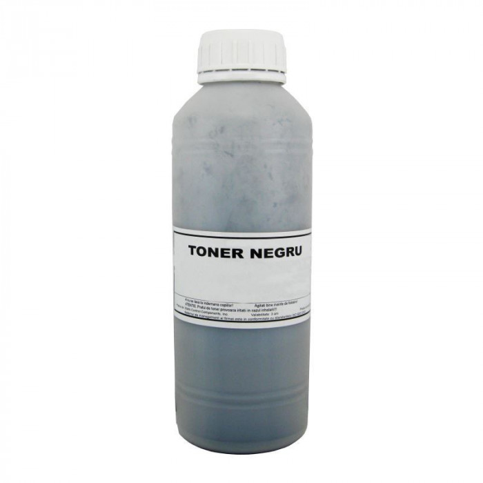 Praf toner refill compatibil CF217A CF230A pentru HP, Black