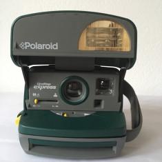 Aparat foto Polaroid OneStep Express, vintage, colectie, stare foarte buna