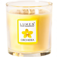 Lumanare parfumata de orhidee