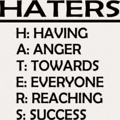 Haters dictionar