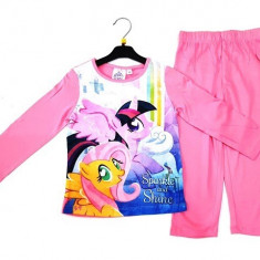 Pijama roz Unicorni My Little Pony 3-8ani