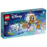LEGO Disney Princess Trasura regala a Cenusaresei