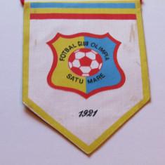 Fanion fotbal - FC OLIMPIA SATU-MARE
