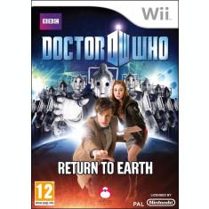 Joc Nintendo Wii Doctor Who - Return to earth