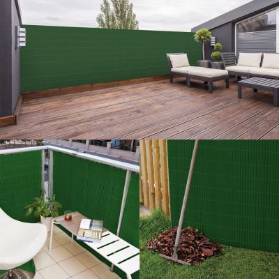 Garden of Eden – Stuf artificial pentru ecranare – verde – 2 x 3 m foto