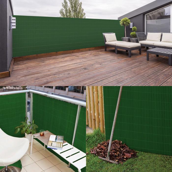 Garden of Eden – Stuf artificial pentru ecranare – verde – 2 x 3 m