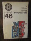 N.VATAMANU - ISTORIE BUCURESTEANA