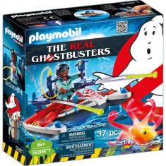 Playmobil Ghostbuster - Zeddemore si Jetski