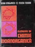 Elemente De Chimie Bioanorganica - Mihai Strajescu, Felicia Teodor ,538832