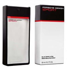 Porsche Design Sport EDT Tester 80 ml pentru barbati, Apa de toaleta