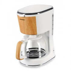 Cafetiera Heinner Soft Wood HCM-WH900BB 900W 1.25 litri
