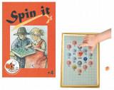 Cumpara ieftin Joc cu titirezi, Spin it