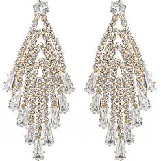 Cercei Luxury Drop Gold