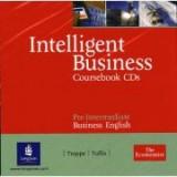 Intelligent Business Pre-Intermediate Course Book CD 1-2 - Christine Johnson
