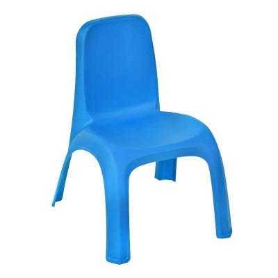 Scaune Din Plastic Pentru Copii.Scaun Din Plastic Pentru Copii 43 X 37 X 52 5 Cm Albastru