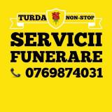 SERVICII FUNERARE TURDA / POMPE FUNEBRE NON STOP