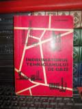 ING. V. OLARIU - INDRUMATORUL TEHNICIANULUI DE GAZE , 1964