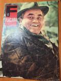 flacara 28 martie 1970-interviu stefan ciobotarasu,combinatul siderurgic galati