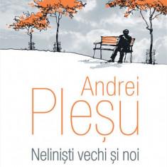 Nelinisti vechi si noi - de Andrei Plesu