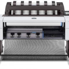 Plotter Hewlett Packard DesignJet T1600dr 36-in Printer Retea