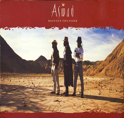 VINIL Aswad – Distant Thunder LP (VG) foto