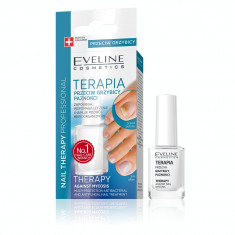 Tratament unghii Eveline Cosmetics Terapia impotriva micozei 12 ml