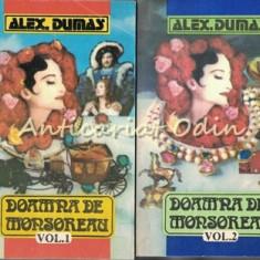 Doamna De Monsoreau I, II - Al. Dumas