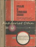 Utilajul Si Tehnologia Sudarii - I. Vasile
