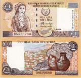 CIPRU 1 pound 2004 UNC!!!