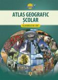 Atlas geografic scolar clasele IX-XII |