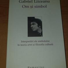 AS - GABRIEL LIICEANU - OM SI SIMBOL