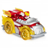 Vehicul de salvare cu figurina, Paw Patrol, Marshall Super Erou
