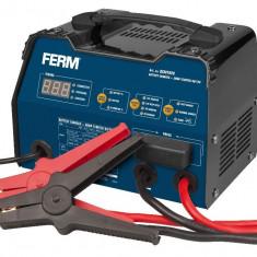Redresor baterie si robot de pornire auto FERM BCM1020
