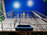 Raft superior masina de spalat vase Bosch Serie 4 Silence Plus