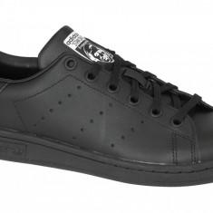 Pantofi sport adidas Stan Smith J M20604 pentru Copii, 36, 37 1/3, 38 2/3, Negru