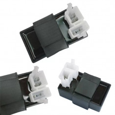 CDI Aprindere ATV - 2 mufe - 6 pini 107cc - 110cc - 125cc