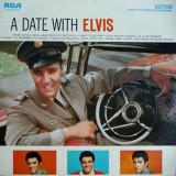VINIL  Elvis Presley – A Date With Elvis  - VG+ -
