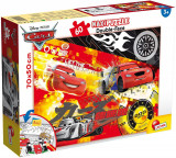 Puzzle de colorat maxi - Fulger McQueen (60 piese) PlayLearn Toys, LISCIANI
