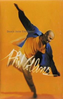 Caseta Phil Collins-Dance InTo The Light, originala foto