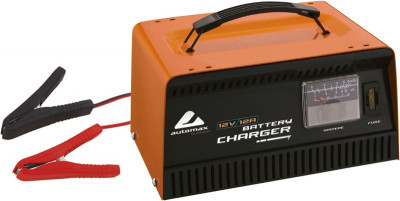 Incarcator baterie 12V 12A cu indicator incarcare a bateriei si protectie Kft Auto foto