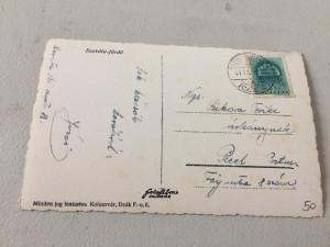 Sovata 1941 Circulata