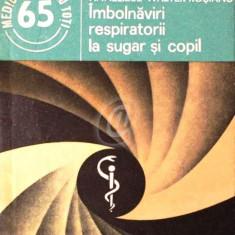 Imbolnaviri respiratorii la sugar si copil